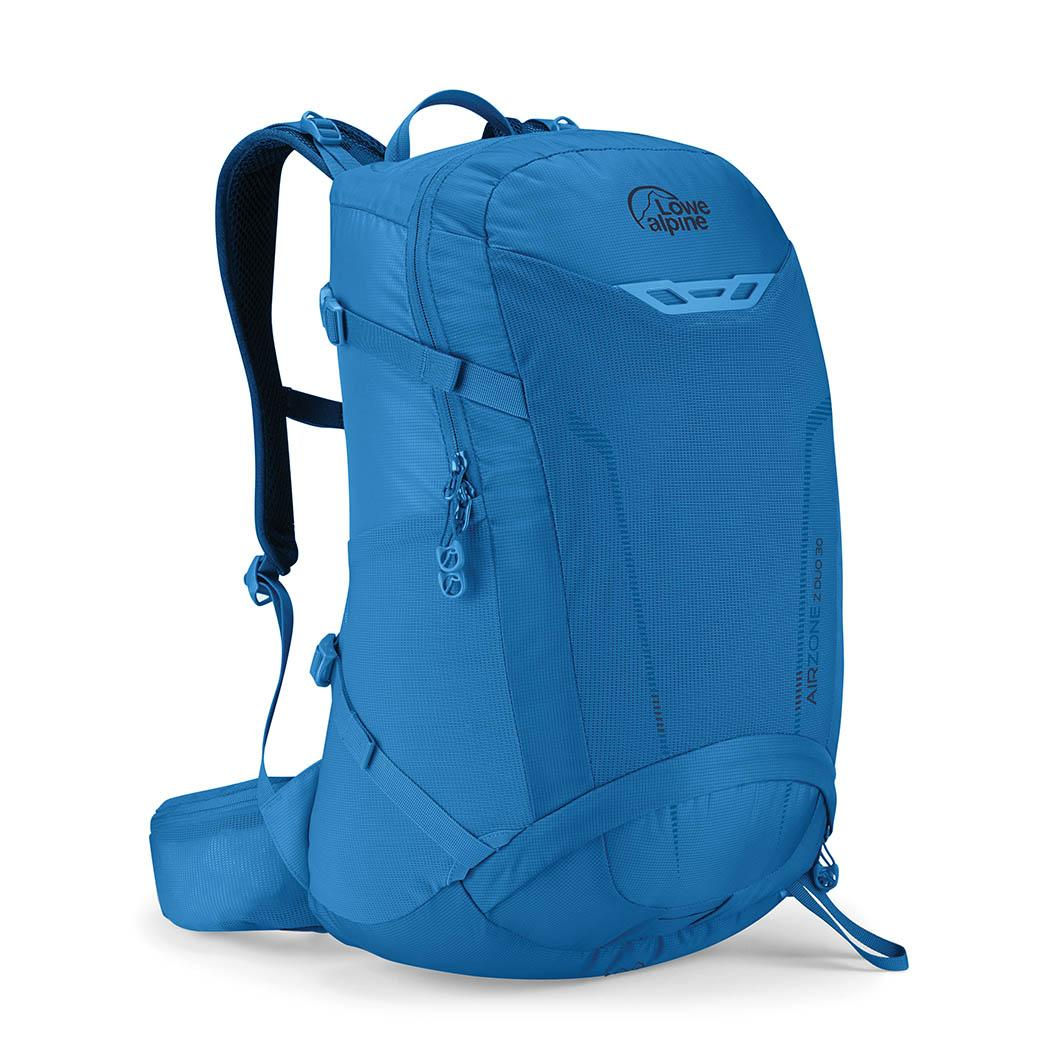 Lowe Alpine-AirZone Z Duo 30-Backpacking Pack-Marine-Gearaholic.com.sg
