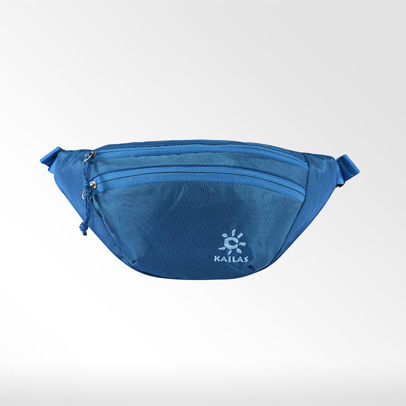 Kailas-Sardine Waist Bag-Travel Bag-Ocean Blue-Gearaholic.com.sg