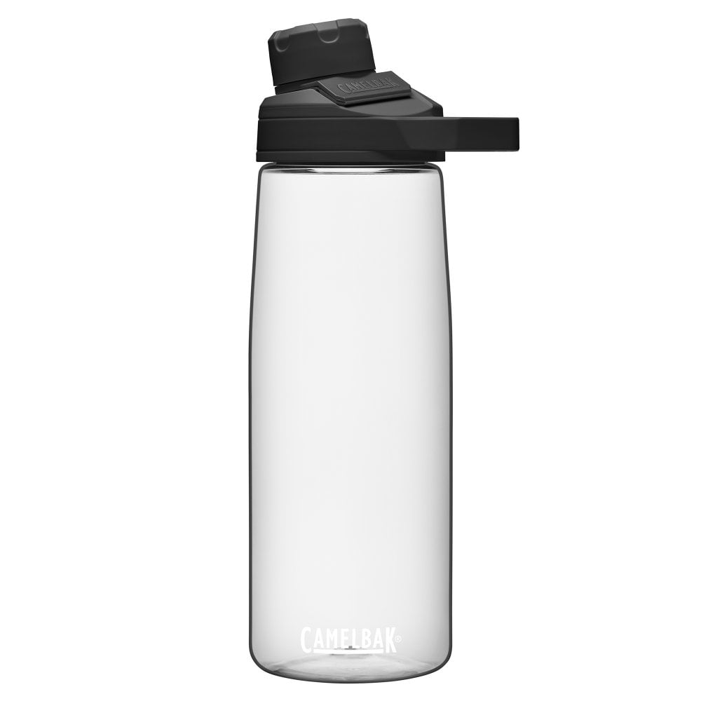 Camelbak-Chute Mag 0.75L-Water Bottle-Clear-Gearaholic.com.sg