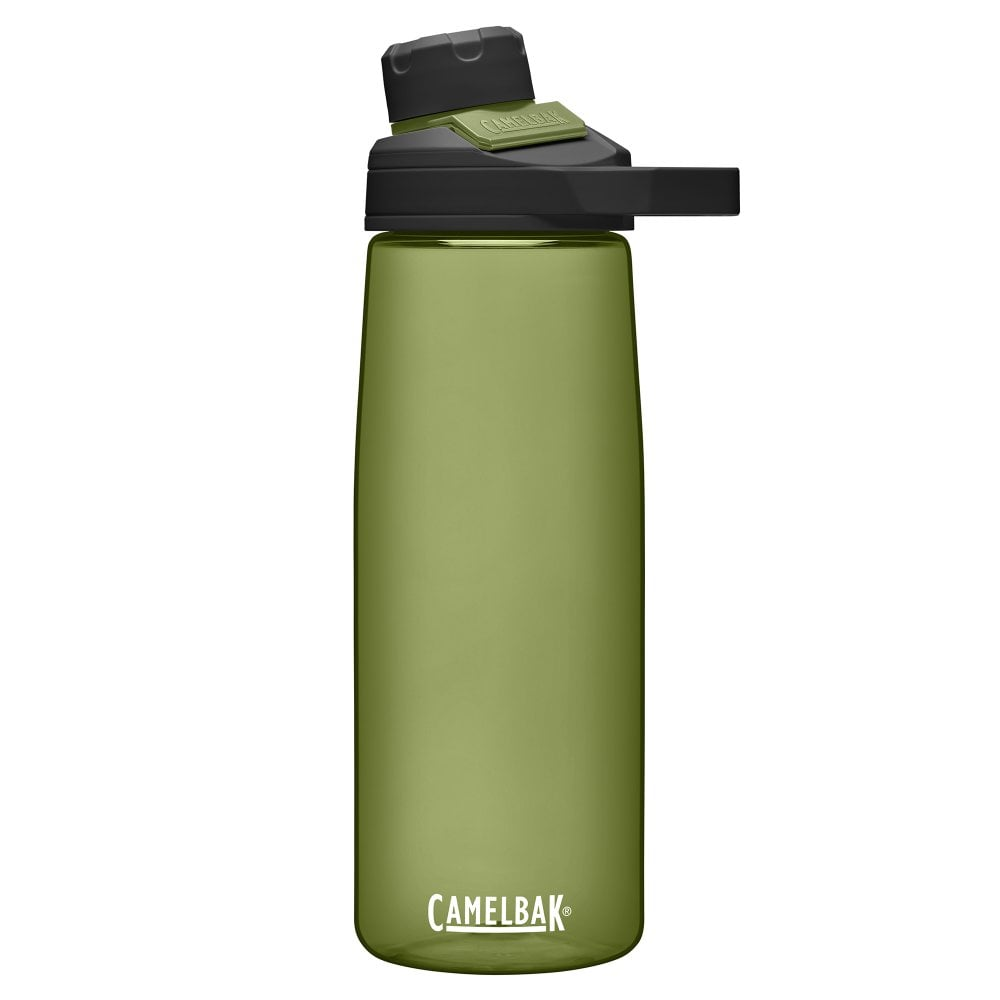 Camelbak-Chute Mag 0.75L-Water Bottle-Olive-Gearaholic.com.sg