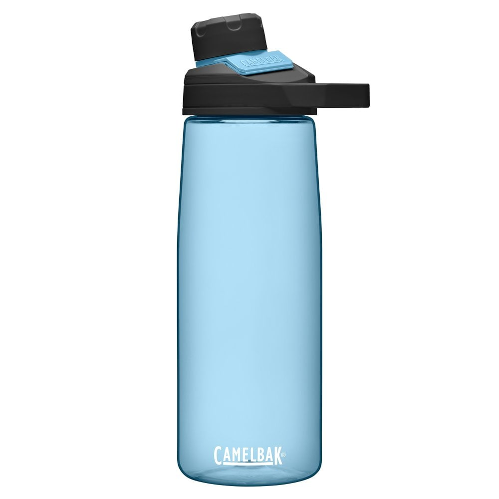 Camelbak-Chute Mag 0.75L-Water Bottle-True Blue-Gearaholic.com.sg