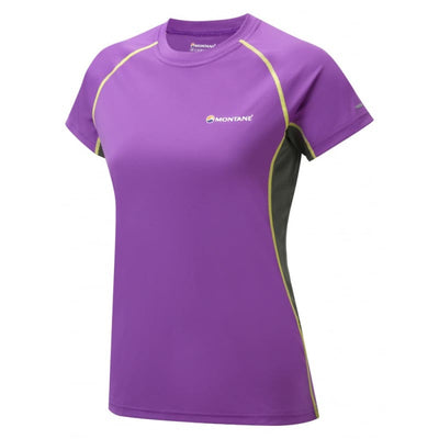 Montane-Women's Sonic Short Sleeves T-Shirt-Women's Next to Skin-Gearaholic.com.sg