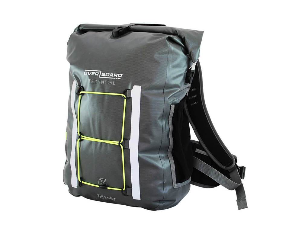 OverBoard-Trekdry Waterproof Backpack 30L-Waterproof Backpack-Gearaholic.com.sg