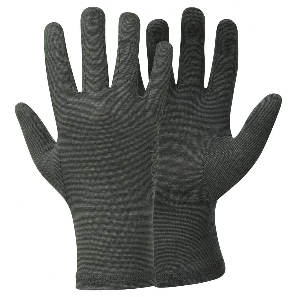 Montane-Men's Primino 140g Glove-Men's Next To Skin-Shadow-S-Gearaholic.com.sg