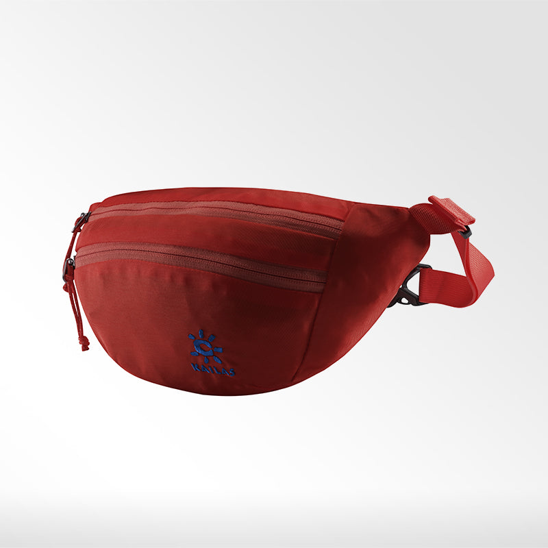 Kailas-Sardine Waist Bag-Travel Bag-Rose Red-Gearaholic.com.sg