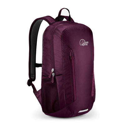 Lowe Alpine-Lowe Alpine Vector 18 - 2018 Model-Day Pack-Berry-Gearaholic.com.sg