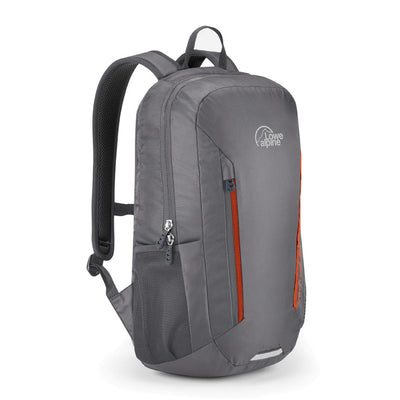 Lowe Alpine-Lowe Alpine Vector 18 - 2018 Model-Day Pack-Iron Grey-Gearaholic.com.sg