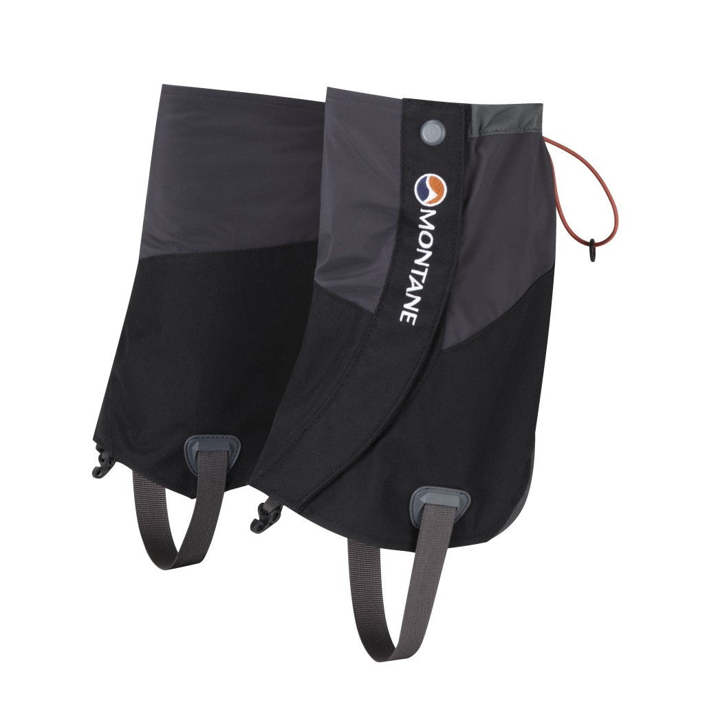 Montane-Vortex Stretch Gaiter-Men's Accessories-Black-M-Gearaholic.com.sg
