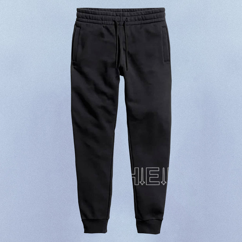 Logo Jogger Sweat Pant | Black