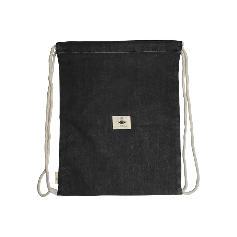 Noddy Bag // Black, Bag - HeF Clothing