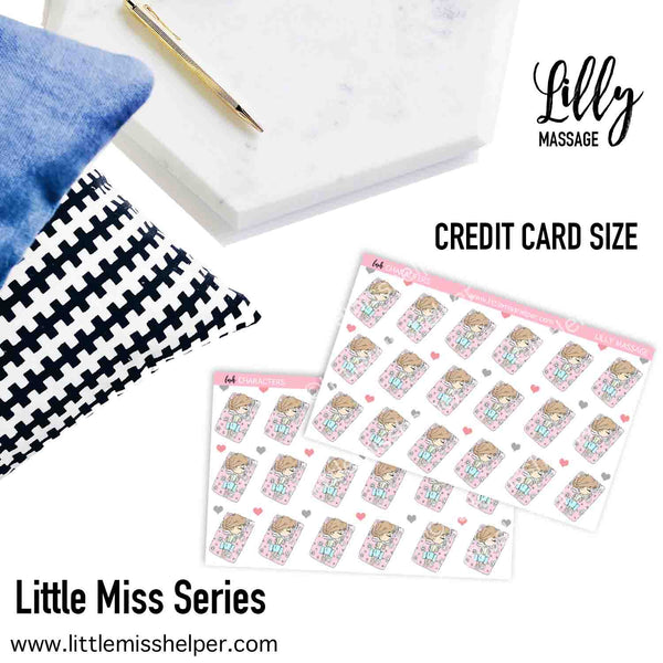 Little Miss Series: LILLY Massage