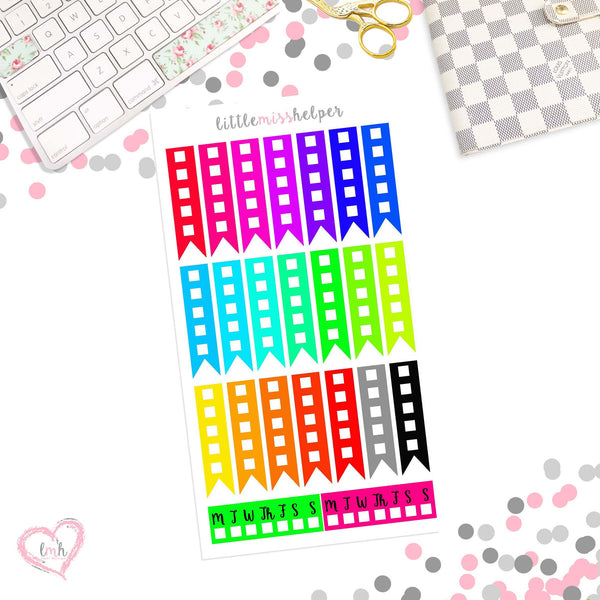 Checklist - Square | Planner Sticker