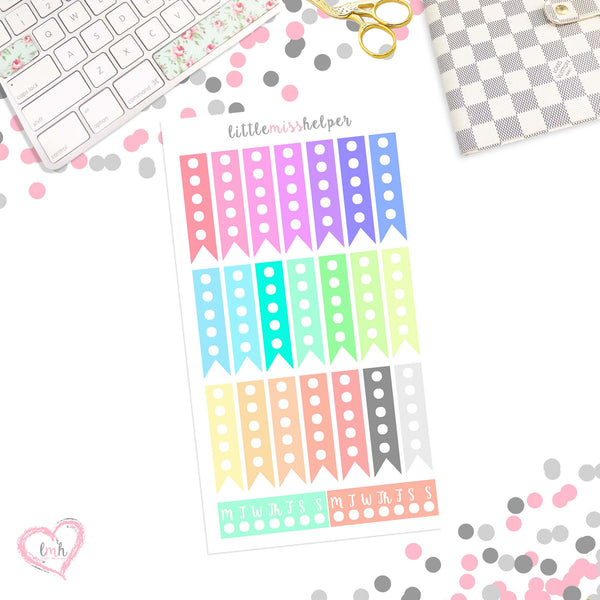 Checklist - Circle | Planner Sticker