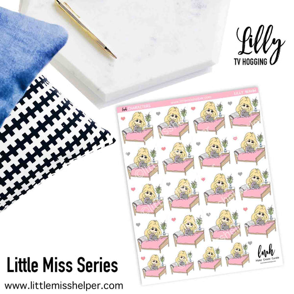 Little Miss Series: LILLY WAHM