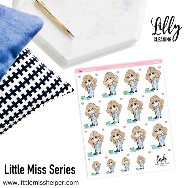 Little Miss Series: LILLY Cleaning