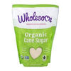Wholesome Cane Sugar Organic