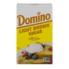Domino Premium Pure Cane Brown Sugar Light