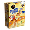 4C Totally Light 2 Go Vitamin Variety Pack Drink Mix Sugar Free - 20 ct