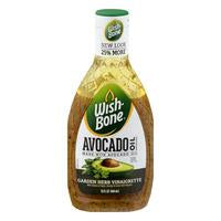 Wish-Bone Avocado Oil Dressing Garden Herb Vinaigrette