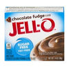 Jell-O Instant Pudding & Pie Filling Chocolate Fudge Fat Free Sugar Free