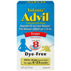 Advil Infants' Fever Reducer Ibuprofen Dye-Free White Grape Drops