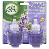 Air Wick Scented Oil Air Freshener Lavender & Chamomile Refill