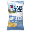 Cape Cod Kettle Cooked Potato Chips Waffle Cut Sea Salt