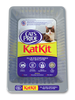 Cat's Pride Kat Kit Disposable Cat Tray with Litter