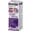 Dimetapp Children's Cold & Allergy Elixir Alcohol Free Grape Flavor