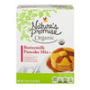 Nature's Promise Organics Pancake Mix Buttermilk