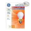 GE Light Bulb Soft White Energy Efficient 29 Watt (40 Watt)
