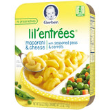 Gerber Graduates Lil' Entrees Mac & Cheese with Peas & Carrots