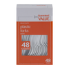 Guaranteed Value Heavy Duty Forks Plastic White