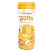 HappyBaby Organics Superfood Puffs Banana & Pumpkin Gluten Free
