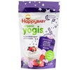HappyBaby Organics Yogis Yogurt & Fruit Snacks Mixed Berry Gluten Free
