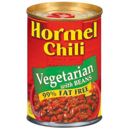 Hormel Chili Vegetarian with Beans 99% Fat Free