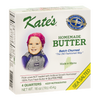 Kate's Homemade Butter Sea Salted Natural - 4 qrtrs