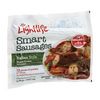 Lightlife Smart Sausages Veggie Protein Italian Style - 4 ct