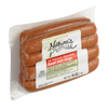 Nature's Promise Free from Beef Hot Dogs Uncured - 8 ct