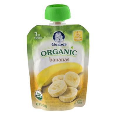 Nature's Promise Organic 2nd Baby Food Bananas