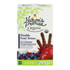 Nature's Promise Organic Double Fruit Twist Blue Pomegranate - 6 pk