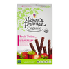 Nature's Promise Organic Fruit Twists Strawberry - 6 ct