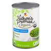 Nature's Promise Organic Peas No Salt Added