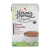 Nature's Promise Organic Rustic Vegetable Soup