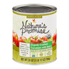 Nature's Promise Organic Tomatoes Crushed with Basil