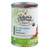 Nature's Promise Organic Tomatoes Diced No Salt Added