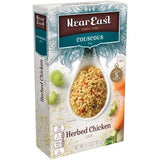 Near East Couscous Mix Herbed Chicken Flavor