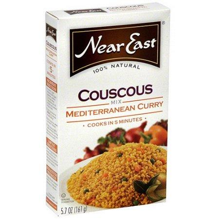 Near East Couscous Mix Mediterranean Curry