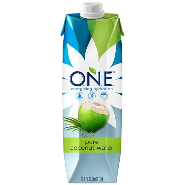 O.N.E. Pure Coconut Water Natural