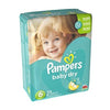 Pampers Baby Dry Size 6 Diapers 35+ lbs Jumbo Pack